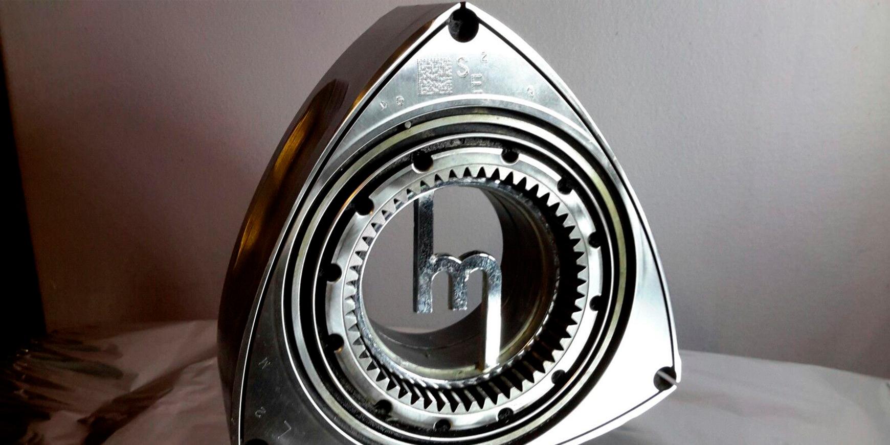 Wankelmotoren