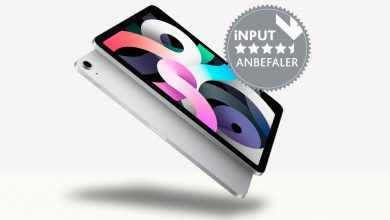 Photo of Anmeldelse: Apple iPad Air 2020
