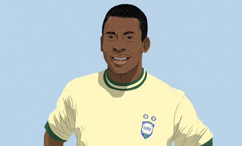 Photo of Pelé hyldes med 'påskeæg' på Google