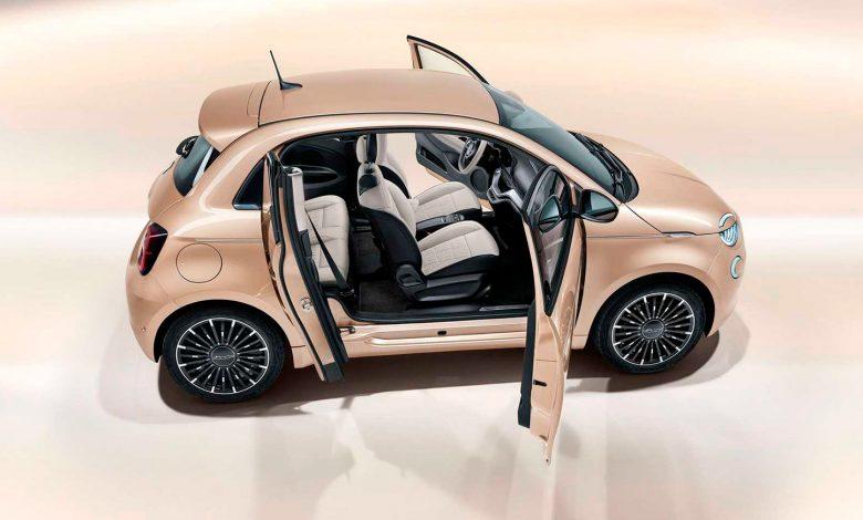Photo of Fiat 500 3+1 elbil – nu med bagdør og endelig dansk pris