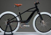 Photo of Smuk retro-elcykel fra Harley-Davidson kommer til marts