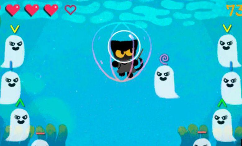 Photo of Googles Halloween-doodle er et gennemført minispil