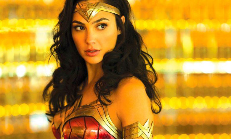 Wonder Woman 1984 Warner Bros