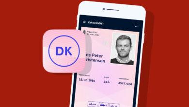 det digitale kørekort