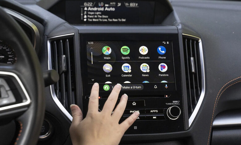 Android Automotive
