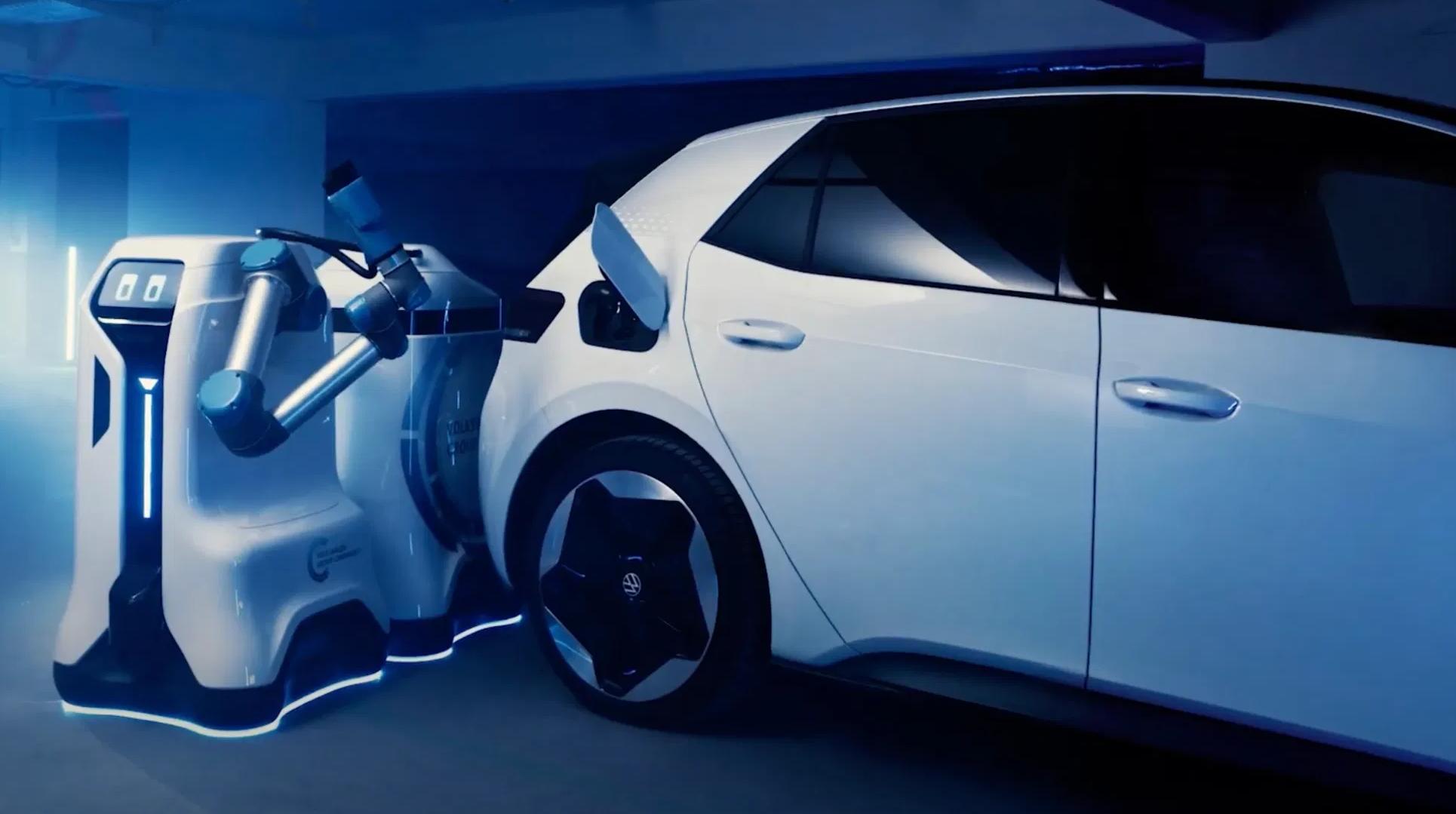 Volkswagen robot