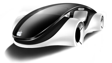Apple Car koncept