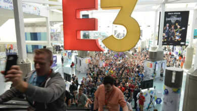 E3 2021 live show aflyst