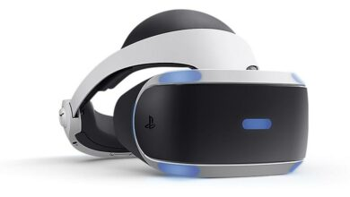 Sony PlayStation 5 VR headset