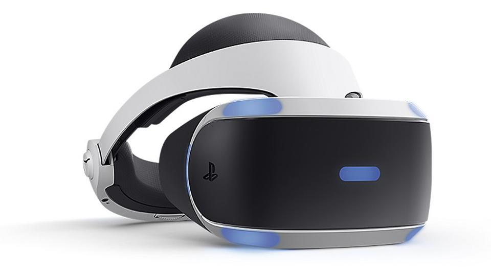 Sony PlayStation 5 VR headset
