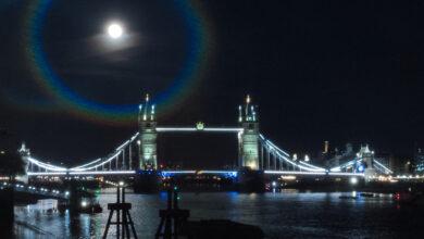 måneregnbue