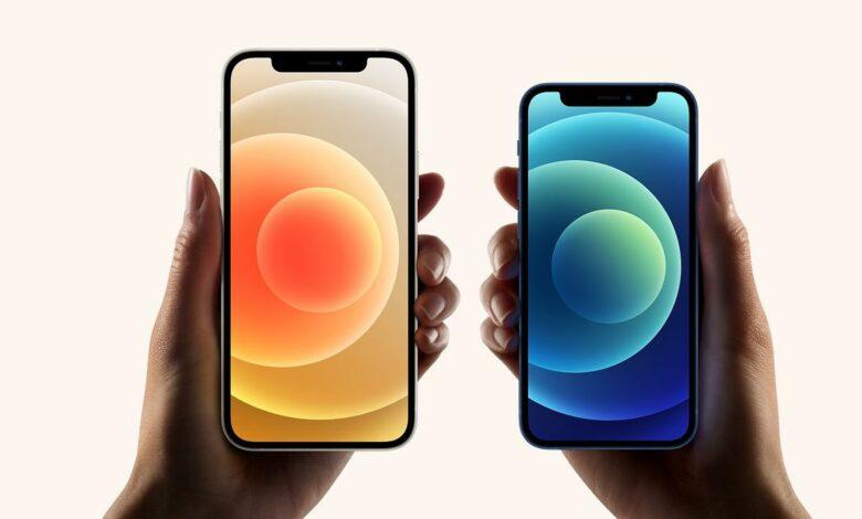 Apple skærer i produktionen af iPhone 12 Mini