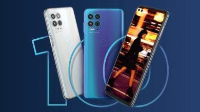 Flagskibstelefon til lav pris - Mød Motorola Moto G100