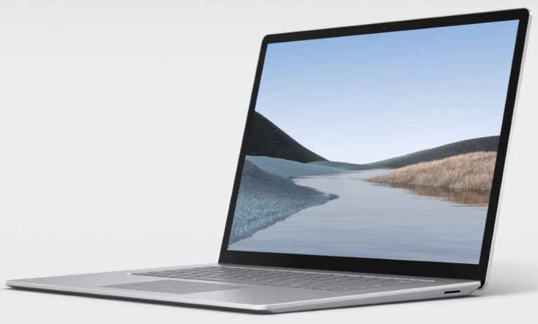 Microsoft Surface Laptop 4 er undervejs
