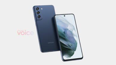 Billeder af Samsung Galaxy S21 FE er lækket