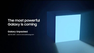 Samsung inviterer til Galaxy Unpacked den 28. april