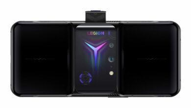 Lenovo lancerer voldsom smartphone Legion Phone Duel 2