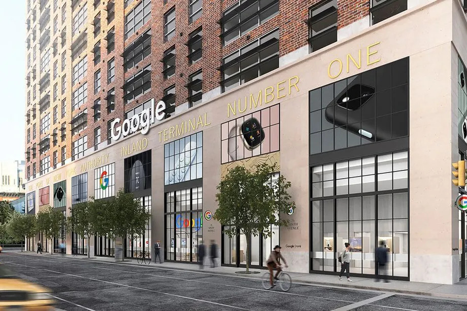 Google-åbner-sin-første-butik-i-New-York-til-sommer