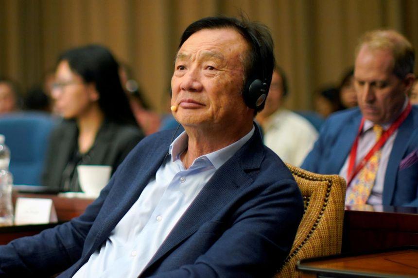 Huaweis CEO - Ren Zhengfei