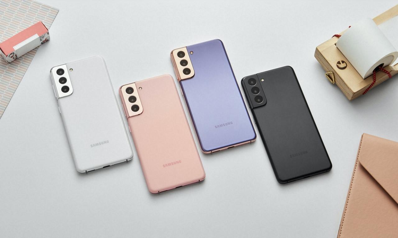 Samsung Mobile havde rekordhøjt overskud i Q1 2021