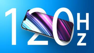 Samsung skal levere 120Hz-skærme til iPhone 13 Pro
