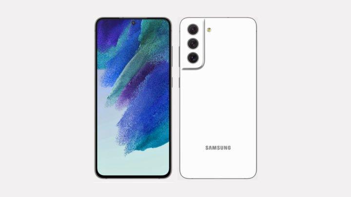 Læk fremviser Samsung Galaxy S21 FE i flere farver