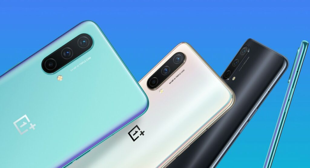 OnePlus introducerer Nord CE 5G