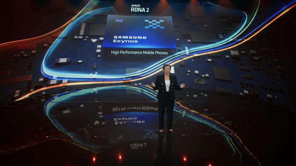 Samsung og AMD vil tage gaming på mobilen til næste niveau