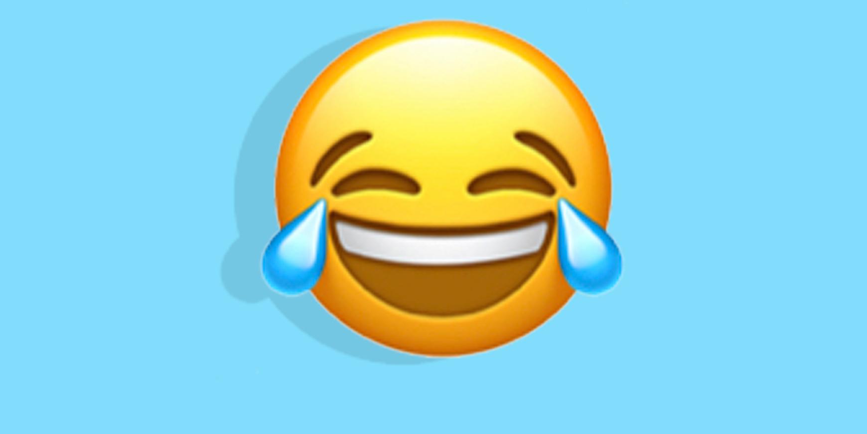 verdens mest populære emoji