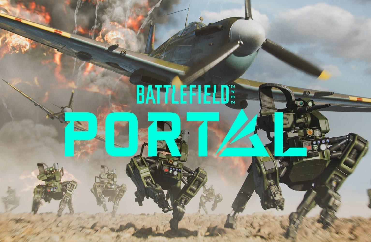 Battlefield 2042 får stor sandbox-mode - Portal