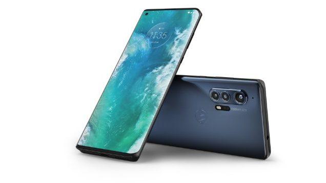 Motorola lancerer Edge 20-serien i slutningen af juli