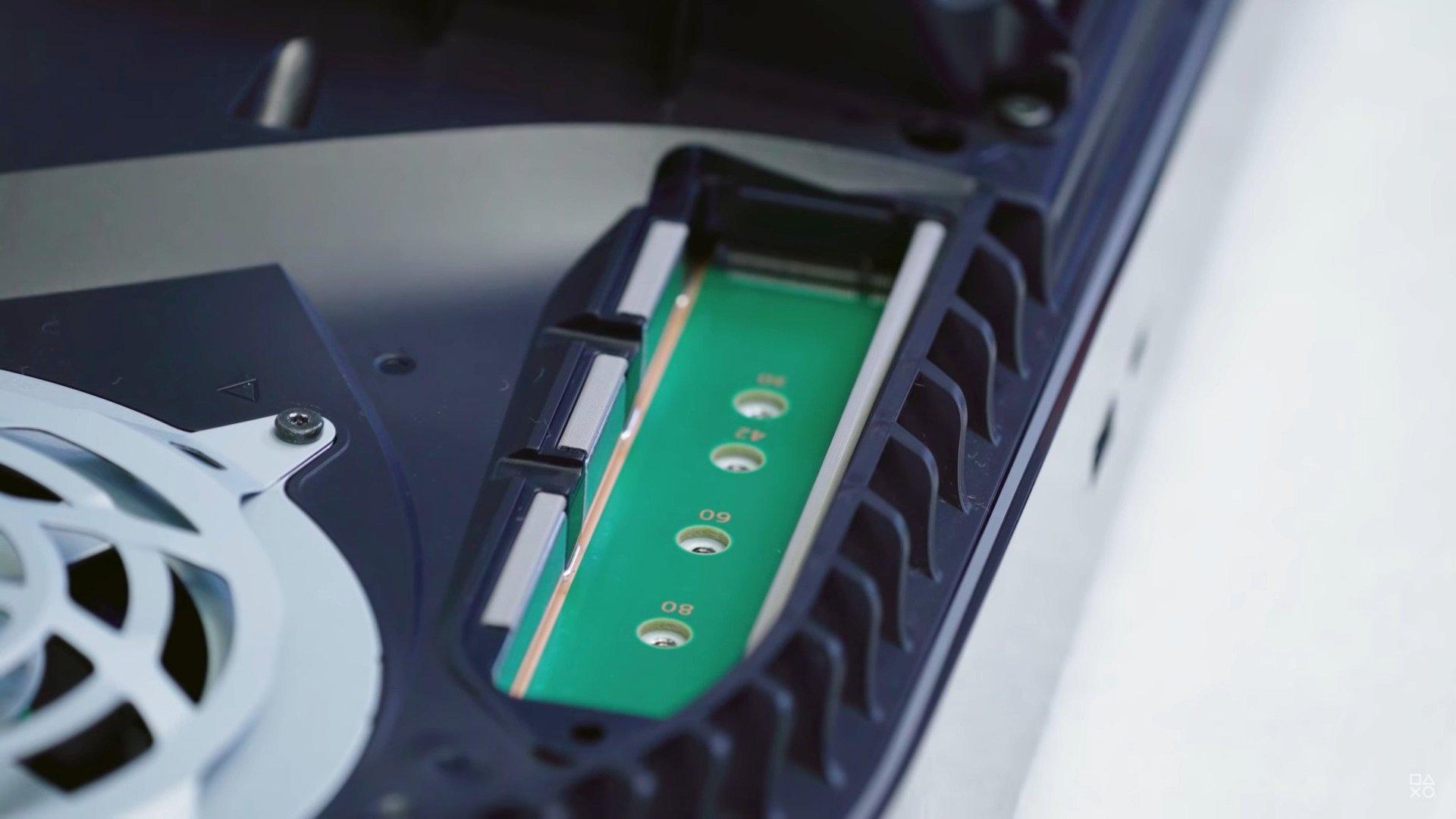 Sony åbner op for intern SSD-udvidelse til PS5 i seneste beta-software
