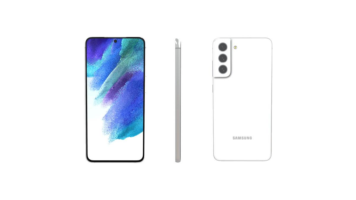Samsung Galaxy S21 FE er lækket igen