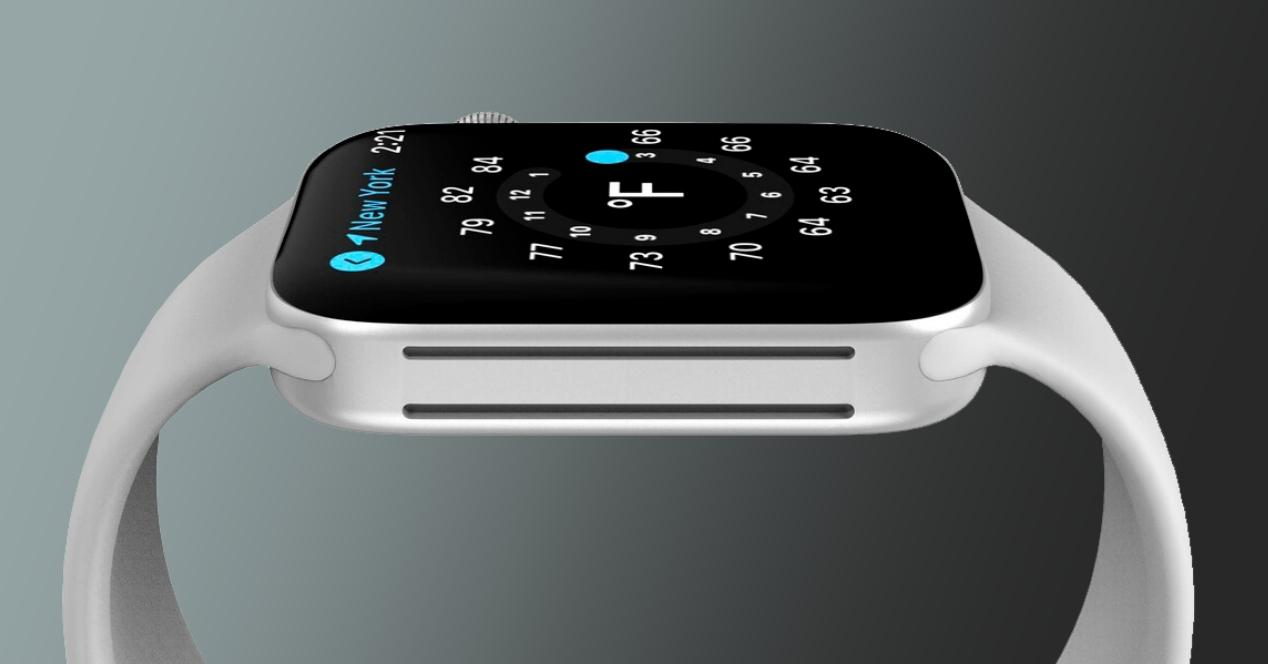 Rygte - Apple Watch Series 7 lanceres i et begrænset antal